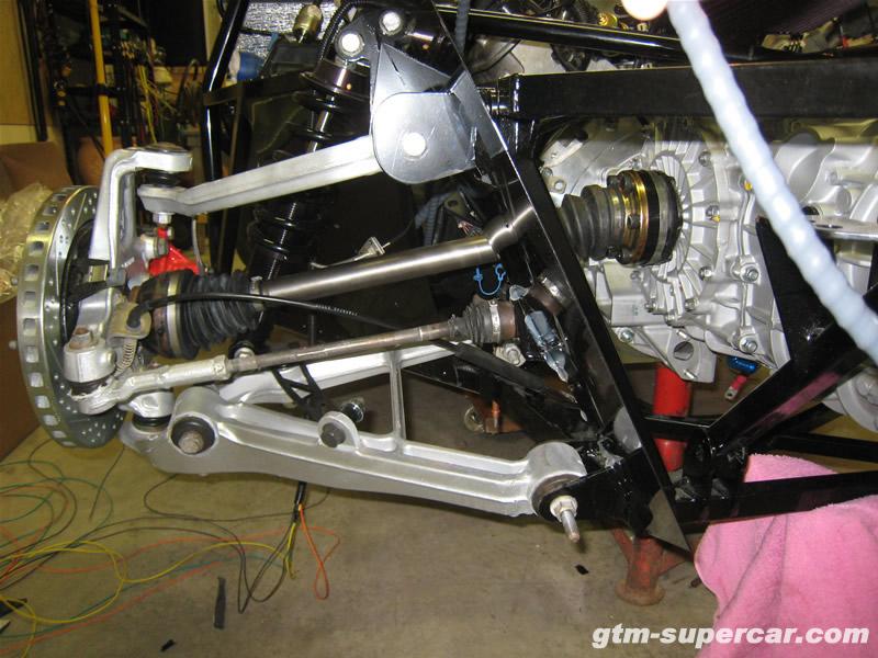 The GTM Supercar Build Log » Fuel System